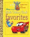 Disney-Pixar Little Golden Book Favorites - Victoria Saxon, Ben Smiley