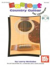 Easiest Country Guitar for Children: In Standard Notation and Tablature [With CD] - Larry McCabe