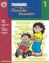 Tolerance Grade 1 - Catherine Hernandez, Gary Mohrmann, Corbin Hillam