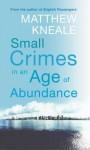 Small Crimes In An Age Of Abundance - Matthew Kneale