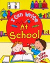 I Can Write At School - Simon Abbott