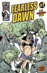 Fearless Dawn #1 Special Edition (Belly of The Beast) - Steve Mannion, Frank Forte