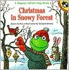 Christmas in Snowy Forest: A Muppet Lift-the-Flap Book - Alison Inches
