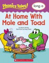 At Home with Mole and Toad (Phonics Tales!) - Maria Fleming, Doug Jones