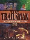 Mountain Mankillers (The Trailsman, #205) - Jon Sharpe