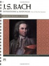 J.S.Bach - Inventions and Sinfonias: Two- and Three-Part Inventions (Alfred Masterwork Edition) - Willard A. Palmer, Johann Sebastian Bach