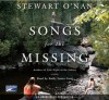 Songs for the Missing (Audio) - Stewart O'Nan, Emily Janice Card