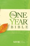 The One Year Bible NIV - Tyndale