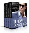 BAD BOY BILLIONAIRES COLLECTION I, Vols. 1 - 4 (The BAD BOY BILLIONAIRES Series) - Judy Angelo