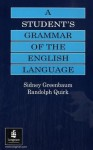 A Student's Grammar Of The English Language - Sidney Greenbaum, Randolph Quirk