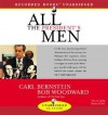 All the President's Men (Audiocd) - Carl Bernstein, Bob Woodward