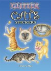 STICKERS: Glitter Cats Stickers - NOT A BOOK