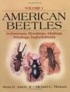 American Beetles, Volume I: Archostemata, Myxophaga, Adephaga, Polyphaga: Staphyliniformia - Ross H. Arnett Jr., Michael C. Thomas