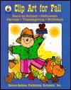 Clip Art For Fall - Dianne J. Hook
