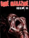 Gore Magazine Volume III - Stephen Jansen, Michael Tyler, KJD, Michael Flamank, Matt Demers