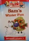 Sam's Winter Book - Ben Adams, Ray Nelson Jr., Julie Mohr-Hansen, Aaron Peeples, Kyle Holveck