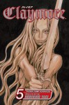 Claymore, Vol. 05: The Slashers - Norihiro Yagi