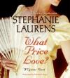 What Price Love? (Cynster, #13) - Elizabeth Sastre, Stephanie Laurens