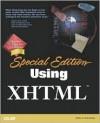 Special Edition Using XHTML - Molly E. Holzschlag