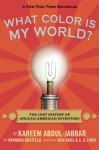What Color Is My World?: The Lost History of African-American Inventors - Kareem Abdul-Jabbar, Raymond Obstfeld, Ben Boos, A.G. Ford