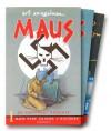 Maus : Mon père saigne l'histoire ; Et c'est là que mes ennuis ont: commencé (Coffret 2 volumes) - Art Spiegelman