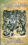Khufu's Wisdom - Naguib Mahfouz, Raymond Stock