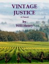 Vintage Justice - Will Henry