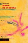 Diario de Campana - José Martí, José Martí