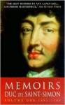Memoirs: Duc de Saint-Simon - Lucy Norton