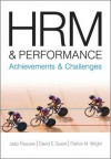 Managing People And Performance - David E. Guest, Jaap Paauwe, Patrick Wright