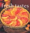 Fresh Tastes from the Garden State - Carol Byrd-Bredbenner, Carol Bryd-Bredbenner, Dennis Gottlieb