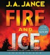 Fire And Ice (J.P. Beaumont, #19 / Joanna Brady, #14) - Erik Davies, J.A. Jance, Hillary Huber