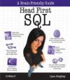 Head First SQL - Lynn Beighley