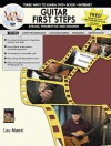 Guitar First Steps: Strums, Fingerstyle and Soloing [With DVD] - Lou Manzi