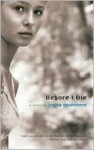 Before I Die (Turtleback School & Library Binding Edition) (David Fickling Books) - Jenny Downham