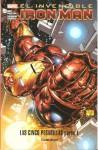 El Invencible Iron Man - Las Cincos Pesadillas #1 - Matt Fraction, Salvador Larroca, Frank D'Armata, Santiago García, Norma Cuadrat, Marina Ariza