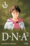 DNA² #3: Descontrol (D·N·A², #3) - Masakazu Katsura