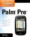 How to Do Everything Palm Pre - Broida Rick, Dave Johnson