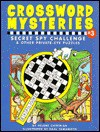 Crossword Mysteries: Secret Spy Challenge & Other Private Eye Puzzles - Helene Chirinian, Neal Yamamoto