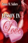 Lesson In Love - Susan M. Sailors