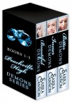 The Peachville High Demons series, Books 1-3: Beautiful Demons, Inner Demons, and Bitter Demons - Sarra Cannon