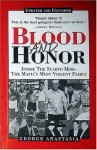 Blood and Honor/Inside the Scarfo Mob--The Mafia's Most Violent Family - George Anastasia