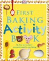 First Baking Activity Book - DK Publishing