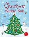 Christmas Sticker Book (Usborne Sticker Books) - Fiona Watt, Stella Baggott