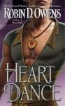 Heart Dance (Celta's Heartmates, #6) - Robin D. Owens