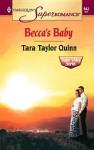 Becca's Baby - Tara Taylor Quinn