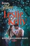 Blazing Midsummer Nights - Leslie Kelly