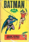 Batman Annual with John Jones Manhunter From Mars - Bill Finger, Sheldon Moldoff