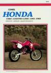 Honda Cr60-125r Pro-Link, 1981-1988: Service, Repair, Maintenance - Ed Scott