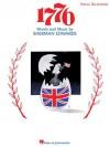 1776: P/V/G Vocal Selections - Sherman Edwards